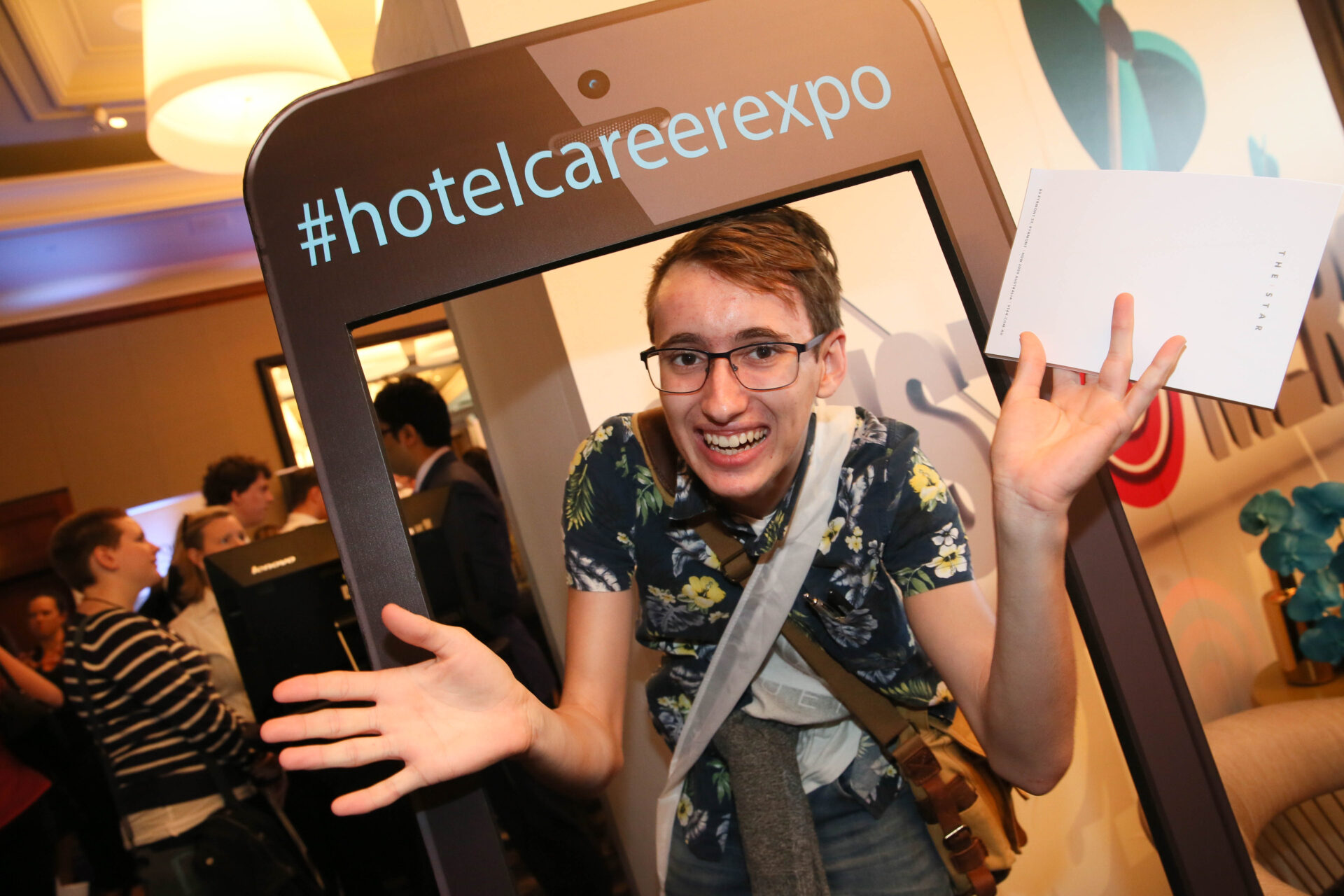 Hotel Career Expo 16-5-16 -90